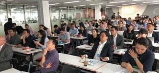 "Permalink to ""Orange Fab Asia : Seoul innovation demo day season 8 by Sangyong Han"""