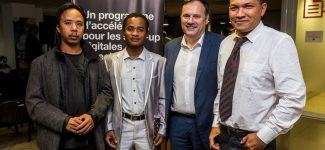 "Permalink to ""Launch of season 1 of Orange Fab, the 1st start-up accelerator in Madagascar"""